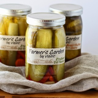 Giveaway: Farmer's Garden Pickles Gift Pack