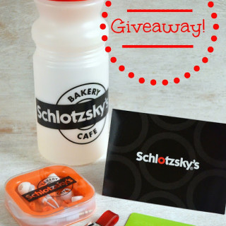 Giveaway: Schlotzsky's Gift Card and Prize Pack (Plus the New Viva l'Italia Menu)