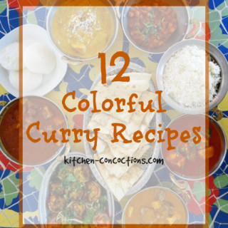 12 Colorful Curry Recipes {And the 2nd Annual Colossal Curry Cook-Off in Austin, Texas}