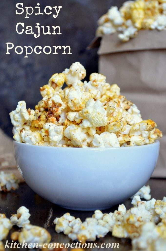 Brown Bag Microwave Popcorn - Kitchen Concoctions