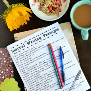 Journal Writing Prompts and Ideas