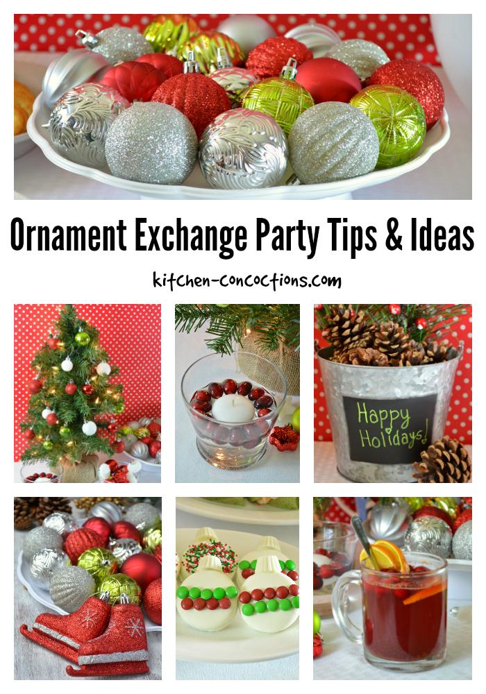 Ornament Exchange Party