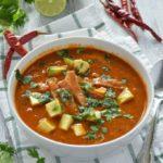 Smoky Chicken Tortilla Soup