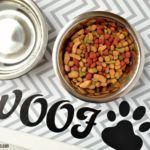 DIY Custom Dog Placemat