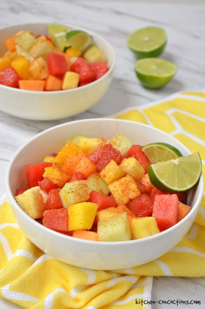 fruit pictures mexican fruit salad